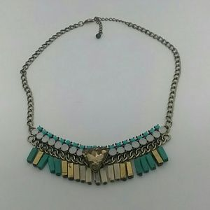 Southwestern Style Statement Necklace